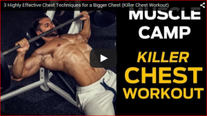 3 Amazing Techniques for a Bigger Chest